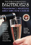 Bartender Handbook / Drink Recipe Guide